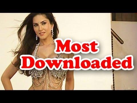 Sunny Leone's images most downloaded on mobiles