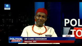 APC Is Well Positioned To Contain Wave Of Defections - Cairo Ojugbo |Politics Today|