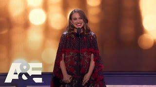 Natalie Portman Wins Best Actress | 22nd Annual Critics
