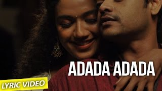 Adada Adada - Ennul Aayiram   Lyric Video   Ajay Sen, Divya S Menon   Na.Muthukumar