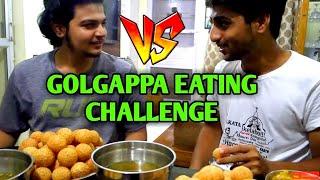1 Minute GOLGAPPA / PANI PURI Challenge   Food Eating Competition   Neon Man 360 Food Challenges  