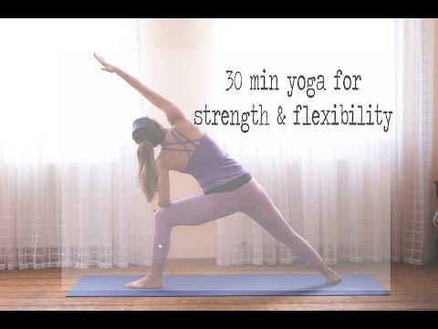 Xxx Mp4 30 Min Yoga For Strength Flexibility 3gp Sex