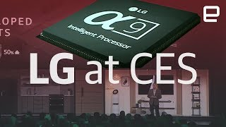LG's CES 2018 event in 6 minutes