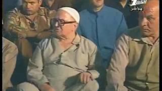 فضيلة الشيخ إسماعيل الطنطاوي في تلاوة الفجر 4 رمضان 1428 هـ   16 9 2007م من المسجد الحسينى   القاهرة