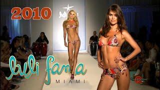 Luli Fama - Miami Swim 2010 - Fashion Runway Show with hot Sexy Bikini Supermodels