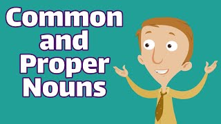Common and Proper Nouns for Kids | Classroom Video