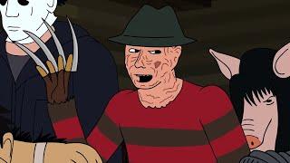 Dead By Daylight Parody 2 (Animated)
