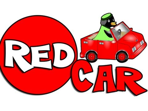 Red Car Song Learn Colors in English Learning Colours for Children Babies Toddlers Preschoolers