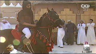 دخول سعد السبيعي وأخوه محمد مع الخيول   #زد_رصيدك35