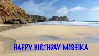 Mishika Birthday Beaches Playas