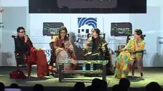 Kolkata Literary Meet 2013 -Nayikar Bhumikay-Satyajit er naari choritro (Part 2)