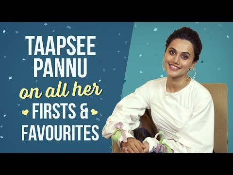 Xxx Mp4 Taapsee Pannu On All Her Firsts Favourites Soorma Mulk PInkvilla 3gp Sex