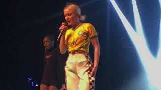 Zara Larsson - Ain't My Fault   Live In São Paulo Brazil At Audio Club