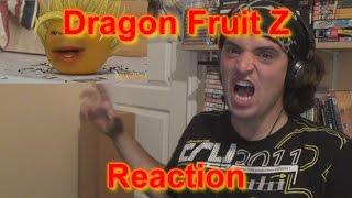AF17's Reaction: The annoying orange - Dragon Fruit Z