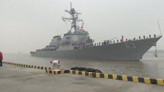 La Chine furieuse après une «provocation» des États-Unis en mer