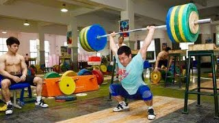 Chinese weightlifting training camp | Part 6
