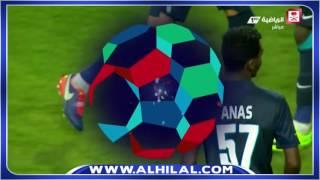 هدف الهلال الثاني على نفط الوسط العراقي - أنس زباني - البطولة العربية الجولة الثانية