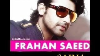 Sajna Teri Judai Video - by Farhan saeed