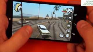 GTA: San Andreas -- Samsung Galaxy Note 3, OPPO N1, Sony Xperia ZL, Yotaphone, Nexus 5