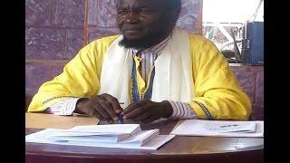 Ne Muanda Nsemi ABUNGI, AZO MONANA Té, BOTALA Ba Prisonniers Oyo Ba KIMAKI Prison