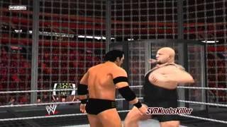 SmackDown Elimination Chamber 2011 - WWE SVR2011 Highlight Reel