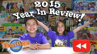 EvanTubeHD YouTube Rewind 2015! Epic Year in Review!