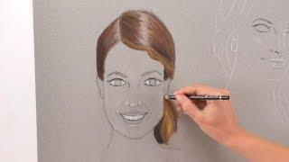 haare zeichnen lernen für anfänger videos and audio