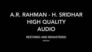 Dil Se   Jiya Jale | High Quality Audio | High Quality Audio