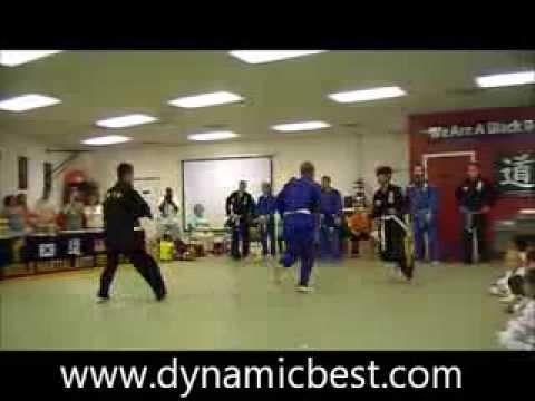 Dynamic Martial Arts / GongKown Yusul Team / Georgia, USA