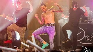 Chris Brown - Dance Compilation (Chris Brown Dancing 2016)
