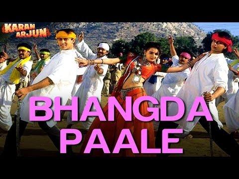 Xxx Mp4 Bhangda Paale Karan Arjun Shahrukh Salman Sadhana Sargam Mohd Aziz Sudesh Bhosle 3gp Sex