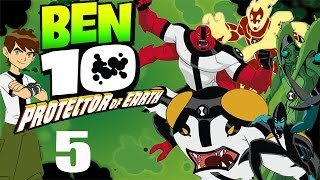 Let's Play Ben 10: Protector of Earth #5 - Kevin 11 Strikes Back