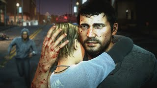 The Last of Us Cinematic Playthrough: Episode 1 -