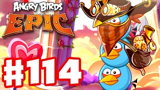 Angry Birds Epic - Gameplay Walkthrough Part 114 - Valentine's Day Event! (iOS, Android)