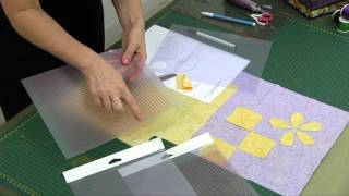 Sew Easy Template Plastic Sheets