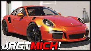 GTA 5 JAGT MICH! #62 | Porsche 991 GT3RS (2015) - Deutsch - Grand Theft Auto 5 CHASE ME