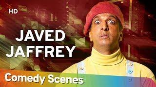 Javed Jaffrey Comedy - जावेद जाफरी की हिट् कॉमेडी - Hit Comedy Scenes - Shemaroo Bollywood Comedy