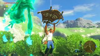 Zelda: Breath of the Wild - Carl Johnson meets Hyrule