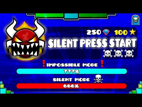 Xxx Mp4 IMPOSSIBLE LEVEL SILENT PRESS START GEOMETRY DASH 2 11 3gp Sex