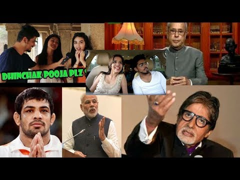 indians react on dhinchak pooja (selfie maine le li aaj)