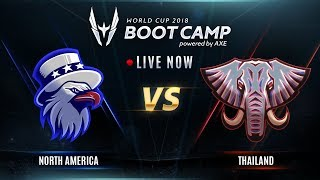 ROV : World Cup 2018 (Group Stage) Day 4 TH Vs NA