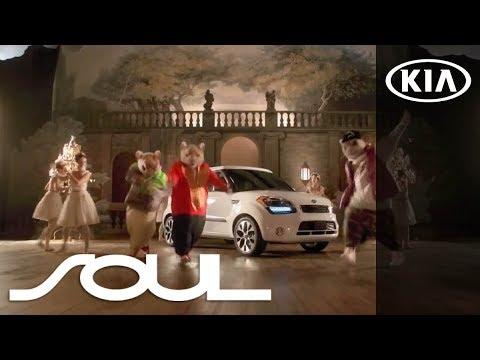 2013 Kia Soul Hamster Commercial Gangnam   Soul   КІА