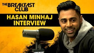 Hasan Minhaj Speaks On America