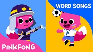 Jobs | Word Songs | Word Power | Pinkfong Songs for Children