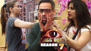 Bigg Boss 7 Day 4 19th September 2013  - Shilpa Saklani FAKE side EXPOSED