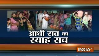 Water Crisis: In Marathwada and Latur People Carrying Water at Midnight