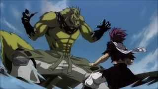 Natsu vs Jackal - My demons