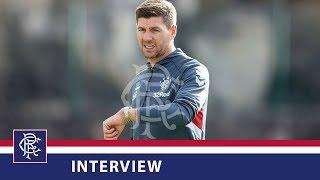 INTERVIEW   Steven Gerrard   13 Jan 2019