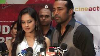 Pooja Bose in Silver gown - Rajdhani Express