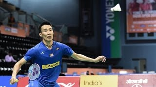 [TCH] Lee Chong Wei - Great Speed - Skill Badminton Dan Lin